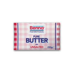 BUTTER - BENNA UNSALTED