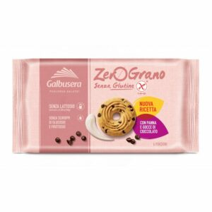 BISCUITS - ZEROGRANO FROLL PANNA GOCCE