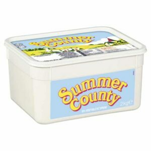 BUTTER - SUMMER COUNTY 2KG TUB